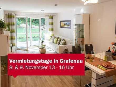 *NEUBAU* 2-Zimmer-Wohnung in Grafenau