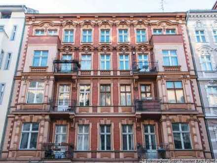 Vermietete 3,5-Zimmerwohnung im Stephankiez Moabit als Kapitalanlage