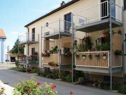 Wiesau . sonnige 2-Zimmer-Wohnung mit gemütlichem Balkon