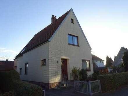 1-2 Familienhaus mit sonnigem Grundstück in ruhiger Lage von Bremen-Vegesack