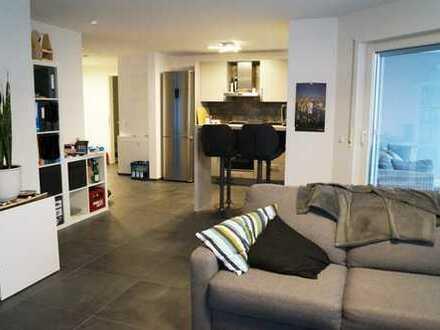 2-Zimmer-Wohnung mit Balkon in Althütte