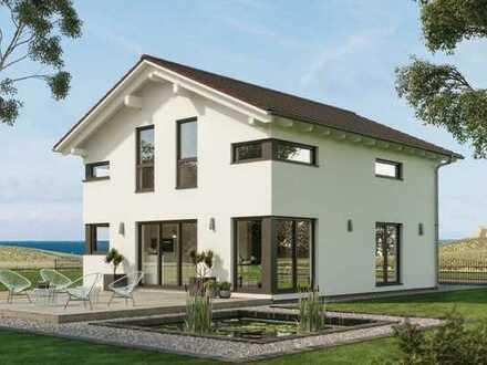 Schönes Haus auf einem großen Traumgrundstück
