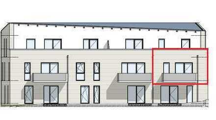 Neubauwohnung mit Balkon!
