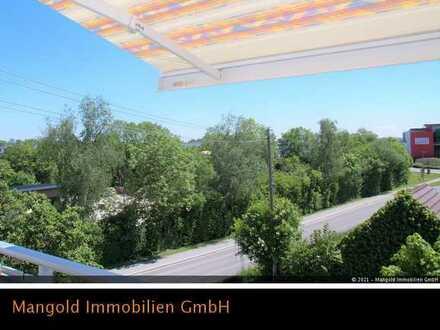 3 Zimmer Dachgeschosswohnung in Schemmerhofen zu vermieten