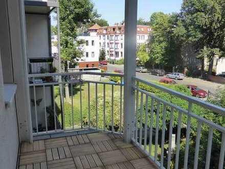Gohlis-Süd...Schicke 4-Raum-Wohnung mit Flair!