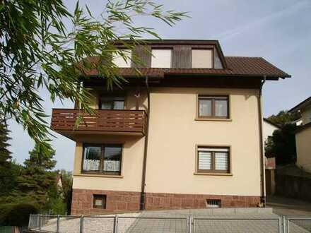 Kämpfelbach - Bilfingen - modernisierte 2 Zimmer Wohnung im Erdgeschoss eines 2 Familienhauses !!!