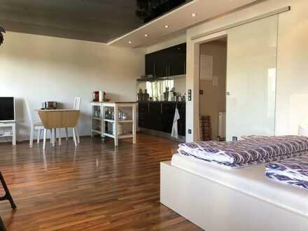 Schöne 1-Zimmer-Wohnung, vollmöbliert in Stuttgart-Hoffeld