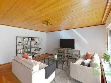 Attraktives und geräumiges Einfamilienhaus Nähe Tegeler Forst + Garten + Terrasse + Keller