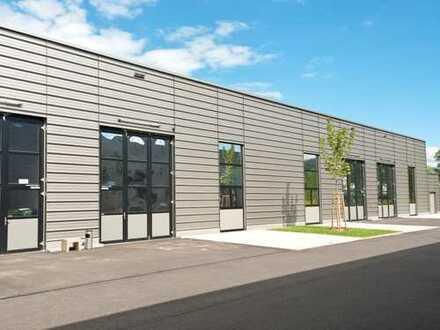 Neuwertige und vielseitige Produktions-/ und Lagerhalle