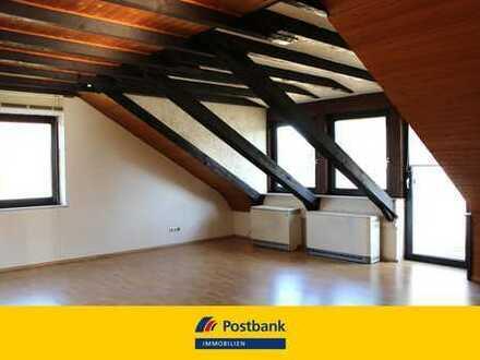 ***schön geschnittene Dachgeschosswohnung in 2-Familienhaus in Geldern-Hartefeld***