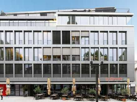 Penthouse-Wohnung in bester Stuttgarter Zentrumslage