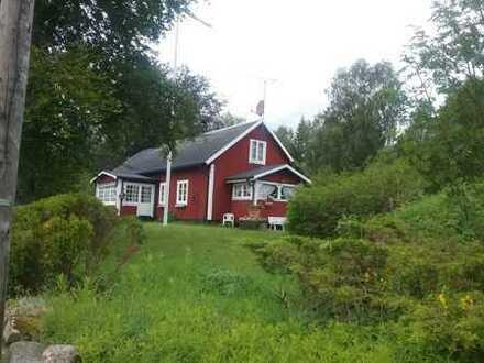 Idyllisches Wohnhaus / Ferienhaus in Süd Schweden von deutschem Eigentümer zu verkaufen