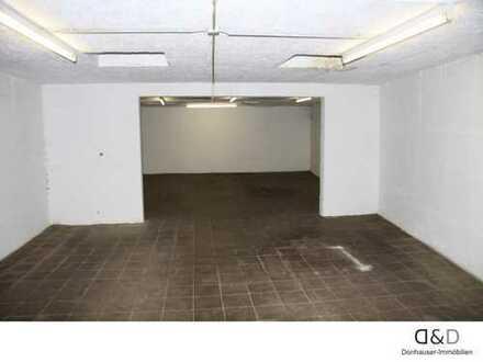 Garage + Lager zu vermieten !