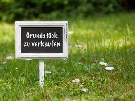 Grundstück in zentraler Lage von Tegernheim zum Verkauf !