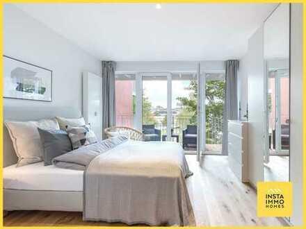 Hochwertig möbliertes 1-Zimmerappartment in Eppendorf (WLAN inklusive)