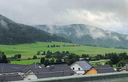 Großzügige 4-Zimmer Wohnung mit Fernsicht in Albstadt-Ebingen, Erstbezug