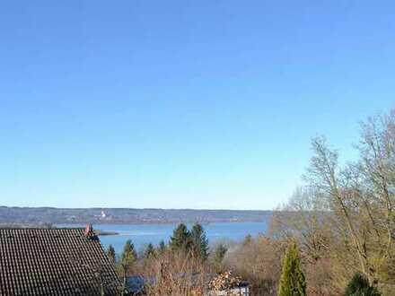 Herrliche 4-Zimmer-Wohnung mit traumhaftem Gebirgs- und Seeblick in Aidenried