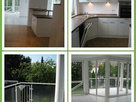 Helle 5 ZI-WHG in 3-Familienhaus in Sprendlingen inkl. EBK, Garten und 2 Stellplätzen