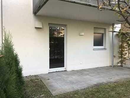 DAWONIA - 2-Zimmer-Maisonette-Wohnung mit Garten in Neubiberg