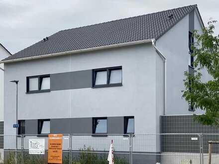 Neubau Doppelhaushälften zur Miete