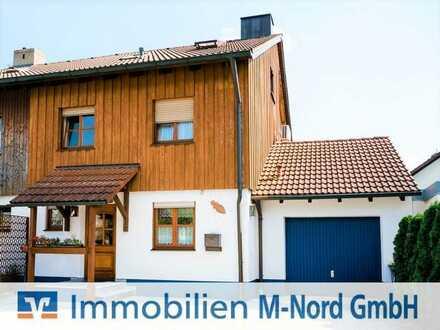 Geräumige Doppelhaushälfte mit großem Garten in Unterschleißheim