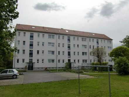 3-Raumwohnung mit Balkon und PKW-Stellplatz in der Altstadt