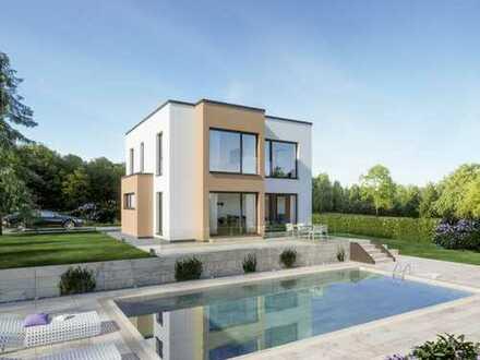 Bauen Sie Ihr exklusives Zuhause naturnah!