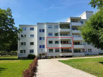 Große Eigentumswohnung mit Balkon und TG-Stellplatz