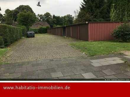 Gesuchtes Investement - Garagenhof mit 14 Garagen in Reihe
