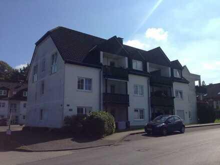 Stadtzentrale 2 Zimmer-Erdgeschosswohnung für Alleinstehende/Singles in Kierspe!