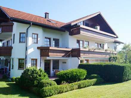 Großzügig - Sonnige 3 - Zi. DG-Wohnung in Weiler-Simmerberg nahe Oberstaufen