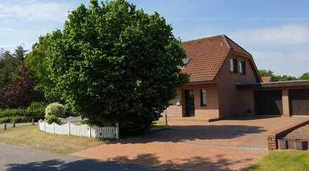 Schönes freistehendes Einfamilienhaus mit fünf Zimmern, im Emsland (Kreis), Geeste
