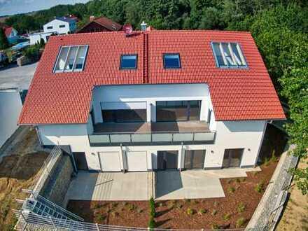 Exclusive, sehr große 5-Zimmerwohnung in einer neu erbauten Wohnanlage