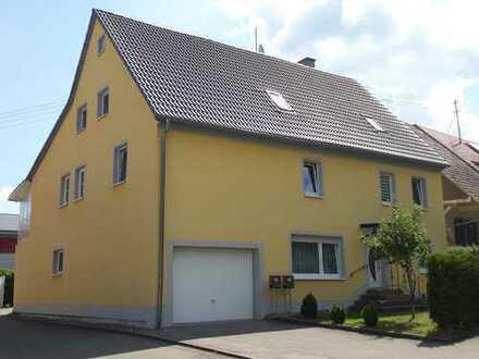 Schöne 4,5 Zimmerwohnung in Hechingen