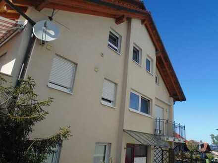 Interessante 2-Zimmer-Wohnung mit Terrasse in Karlsbad-Spielberg
