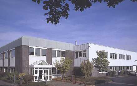 Hallen- und Büroflächen in D-Hellerhof