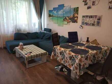 Wohnen in der Natur und trotzdem direkt in der Stadt, moderne 3-Zimmer-Wohnung mit Kurort-Gefühl!