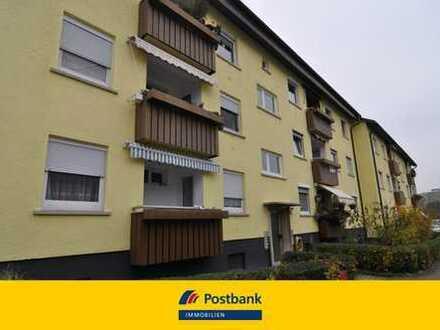 Gemütliche 2-Zimmer-Wohnung in attraktiver Wohnlage!