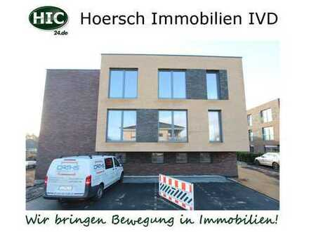 Erstbezug 2019: Schöne neue Wohnung im 2. OG mit ca. 106 m² Wohnfläche in Brüggen