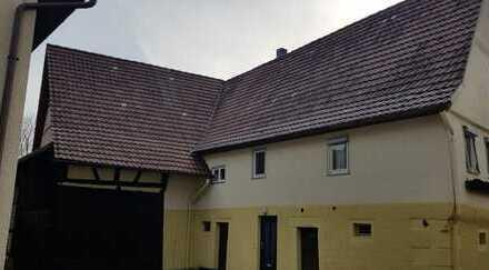Haus mit Scheune und Garten! Ausbaupotenzial 3-4 Familienhaus