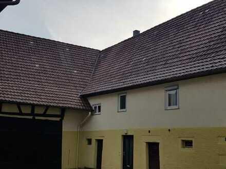 Handwerker aufgepasst!! Haus mit Scheune und Garten! Ausbaupotenzial 3-4 Familienhaus