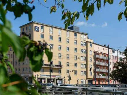 Helle 2-Zimmer-Wohnung in Bestlage