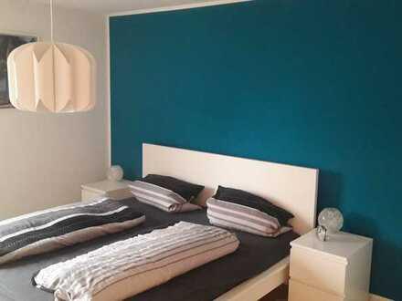 Helle 4-Zimmer-Wohnung mit Balkon und Garten in Durach