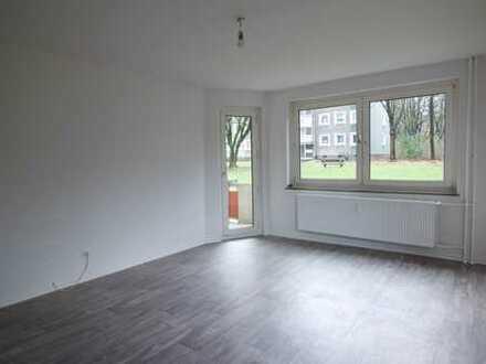 Frisch renovierte 3-Zimmer-Wohnung mit Balkon, bezugsfrei ab sofort