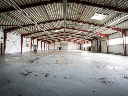 Lager- und Produktionsflächen in TOP-Lage (GI-Gebiet Dortmund)