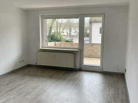 Modernisierte 3-Zimmer Wohnung mit Balkon und Einbauküche