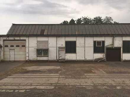 Lagerhalle(n) zu Verkaufen Gute Lage an der B47