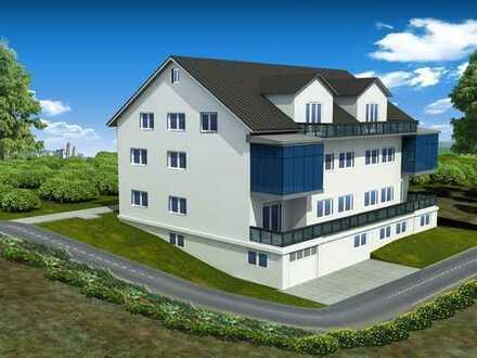 Erstbezug: exklusive 4,5-Zimmer-Dachgeschosswohnung mit großzügigen Balkon in Bettringen