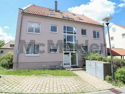 Charmante 2-Zi.-ETW mit Balkon in begrünter Wohnlage von Dresden-Mobschatz