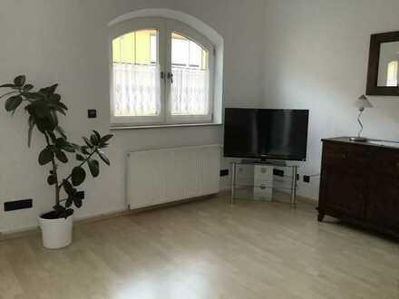 2-Zimmer-Wohnung möbliert in Reilingen mit EBK